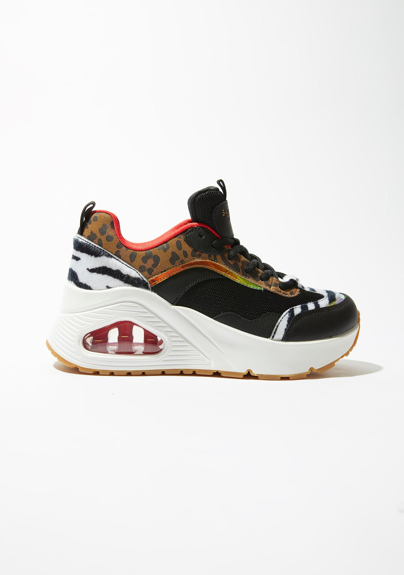 Skechers Uno Hi The Hunt Sneakers