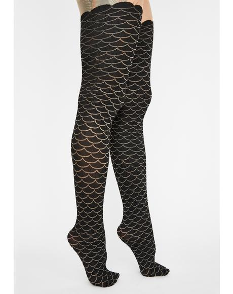 H2O Heaux Mermaid Tights