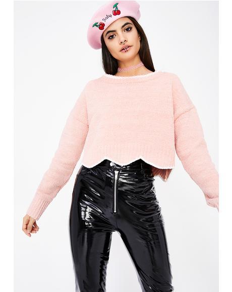 School Girl Crush Sweater
