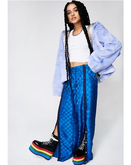 FENTY PUMA By Rihanna Front Tearaway Track Pants