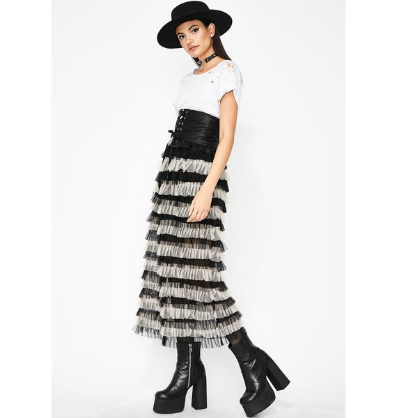 Let Me Sin Tulle Skirt
