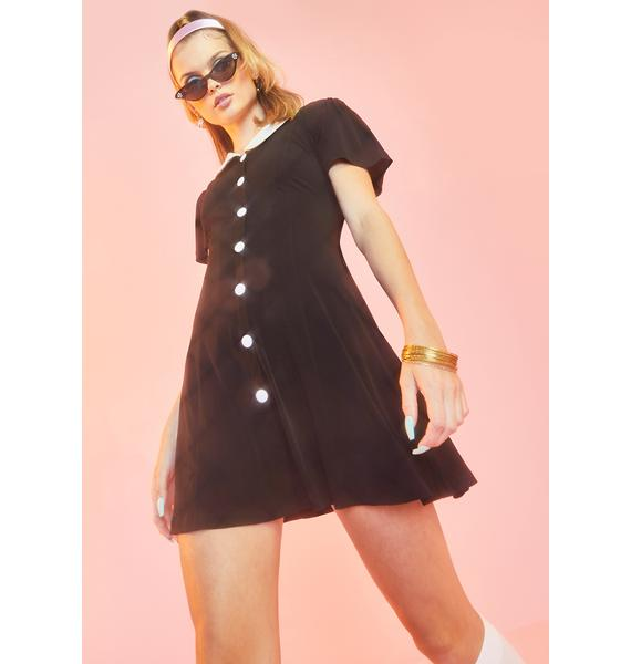 Sugar Thrillz Meet Cute Mini Dress