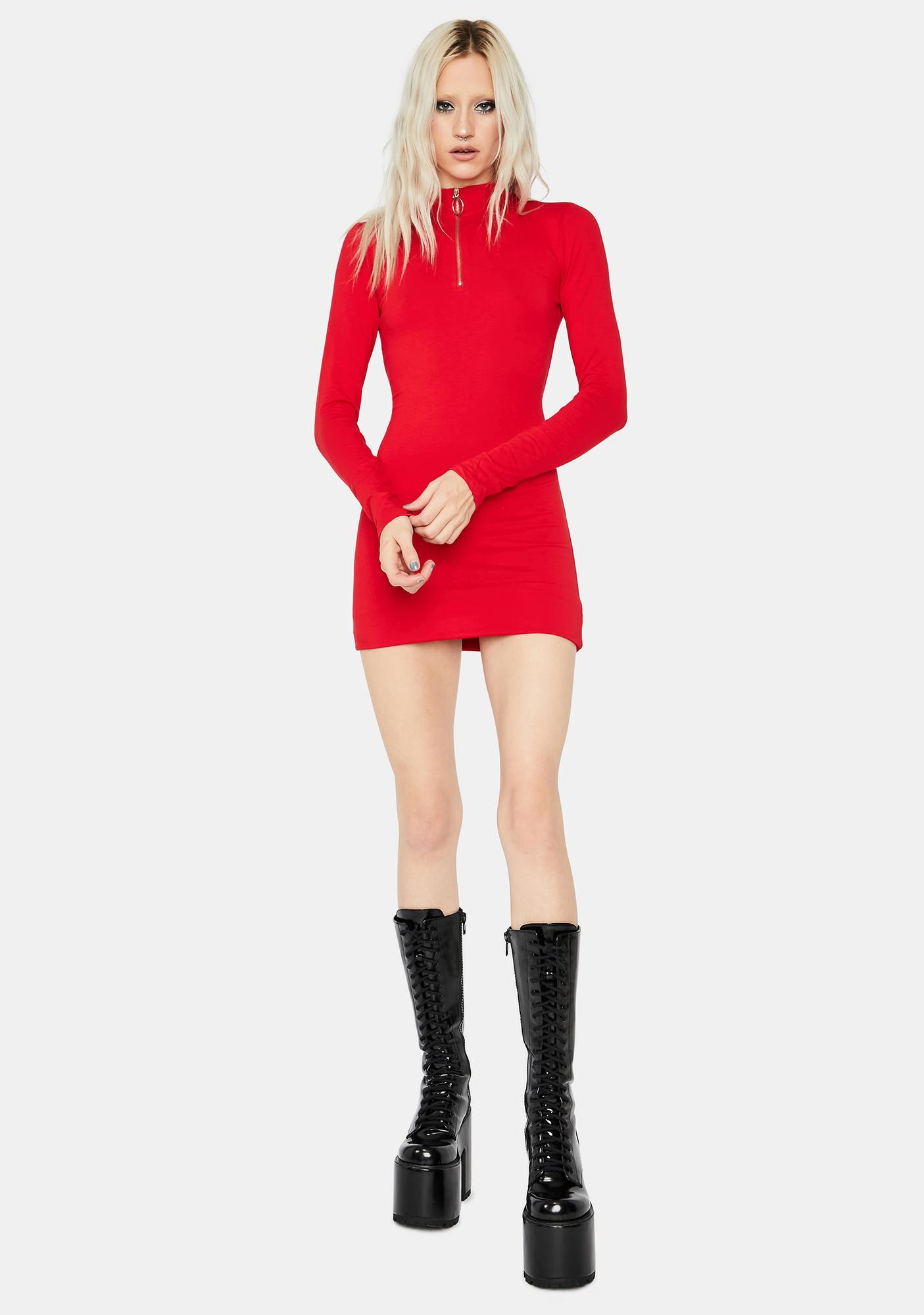 Meant To Love You Mini Dress