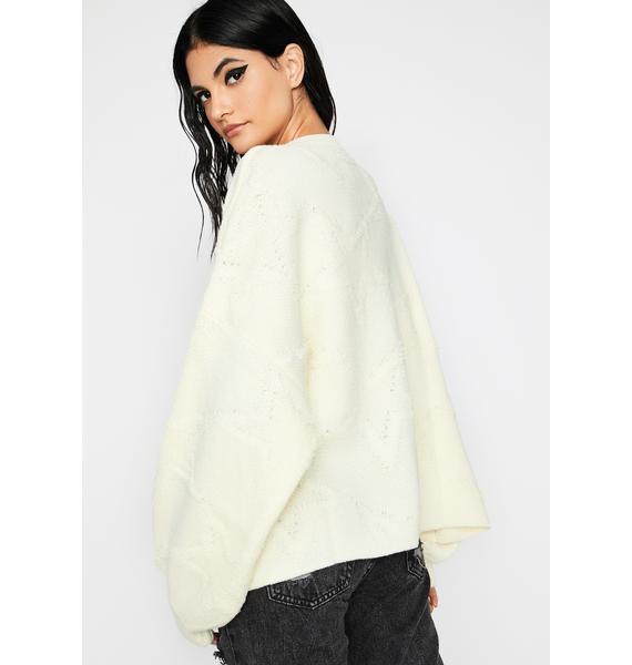 Comfy Cute Knit Sweater