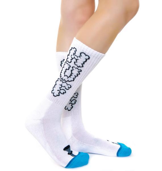 HUF Smoke Crew Sock