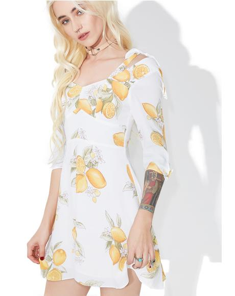 Limonada Mini Dress