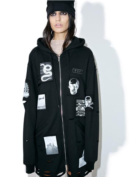 Kaiser Elongated Hoodie