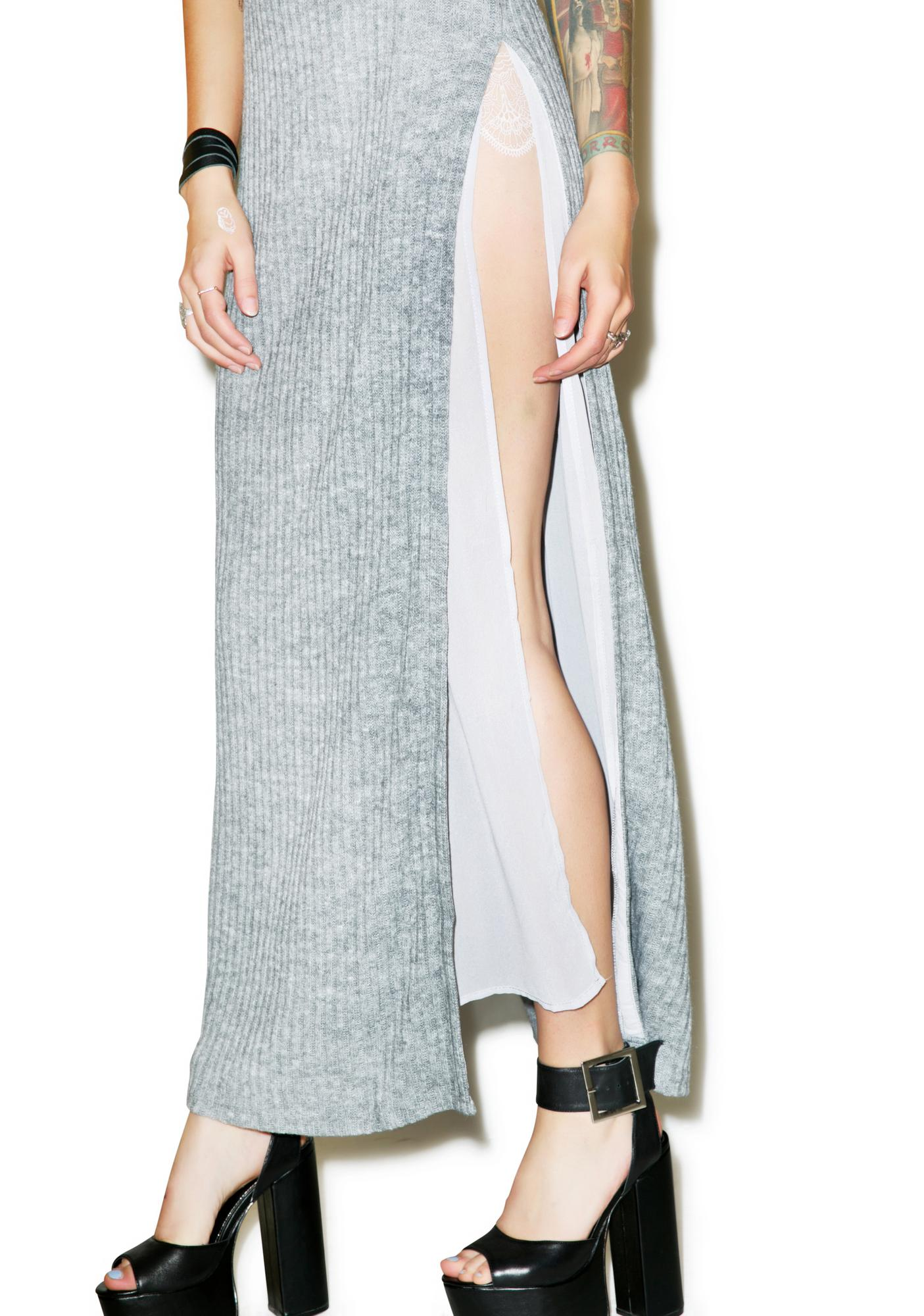 Long Goodbye Maxi Dress