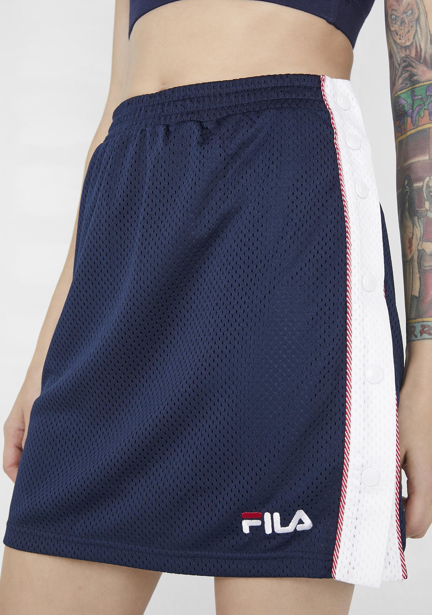 Fila Berry Miriam Tearaway Mini Skirt