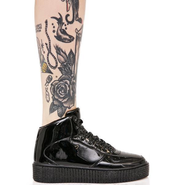 Cyborg Creeper Sneakers