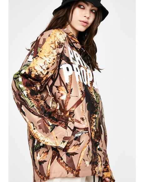 NS38 Realtree Coaches Jacket
