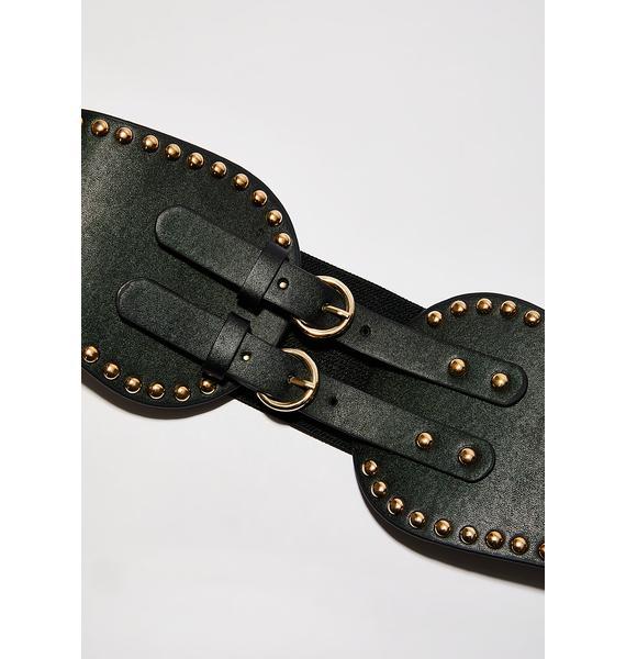 Livin' My Best Double Life Waist Belt