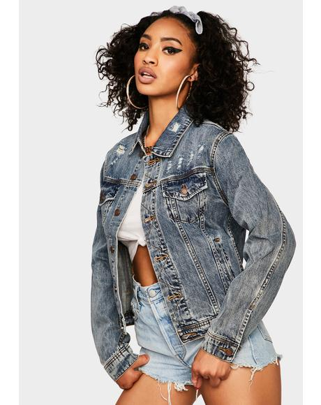 Steal Ur BF Denim Jacket