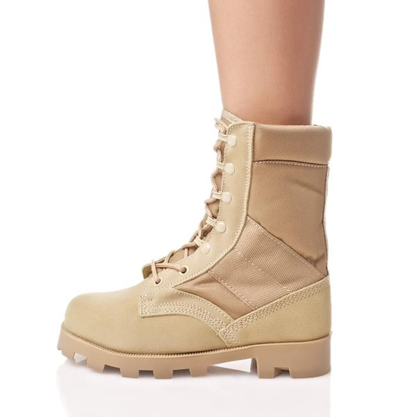 Danielle Guizio Deserted Boot