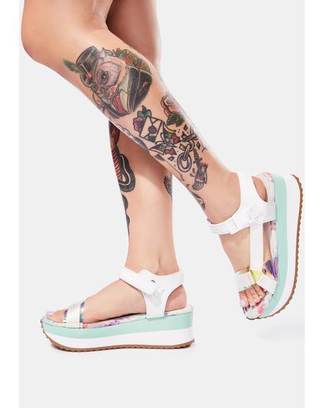 Gleam Sandals