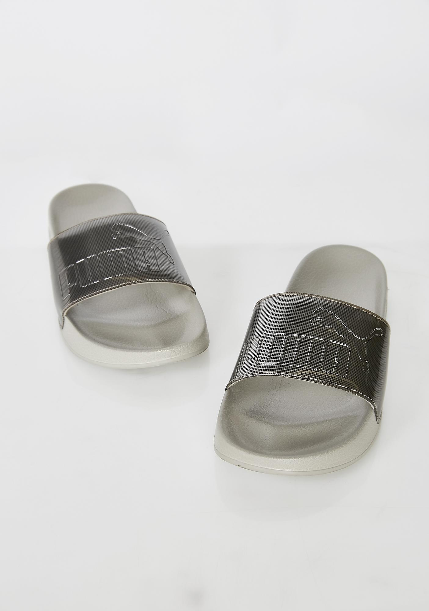 PUMA Granite Leadcat Slides