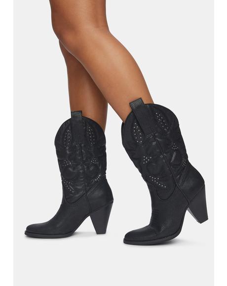 Denver Cowboy Boots