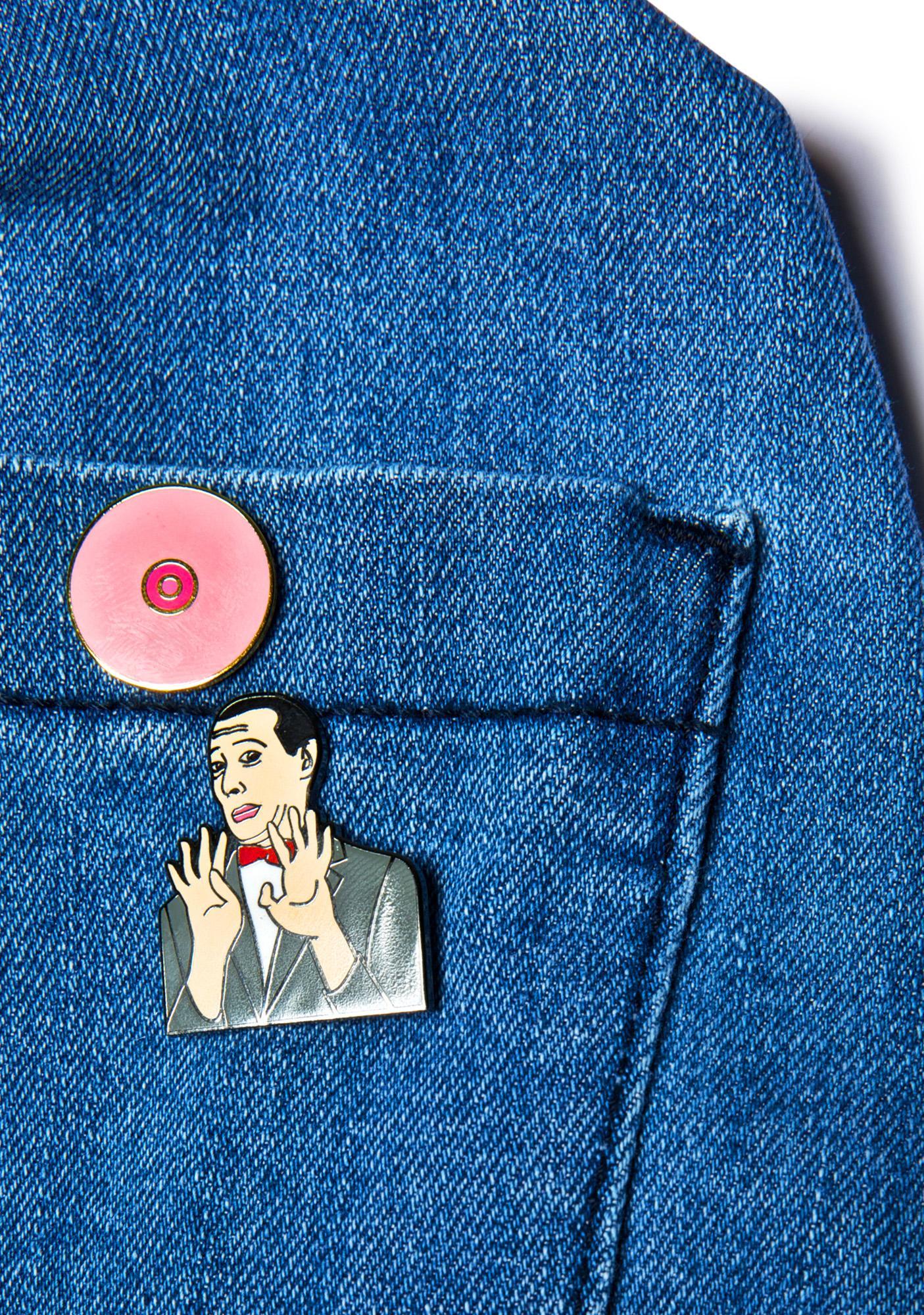 Boobie Herman Pin Set