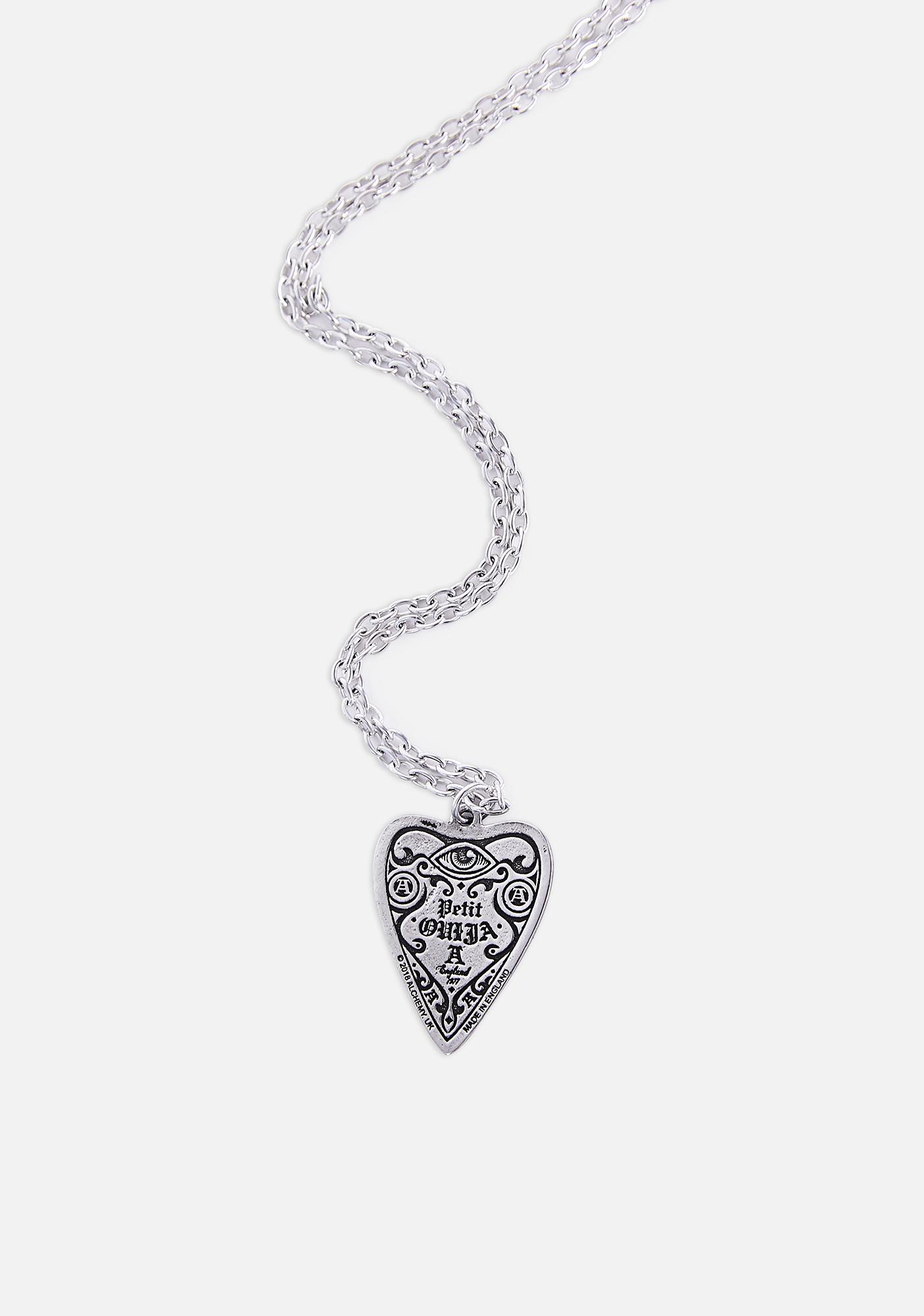 Alchemy England Petit Ouija Necklace