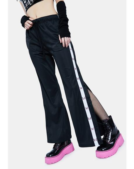 Icons Only Butterfly Track Pants