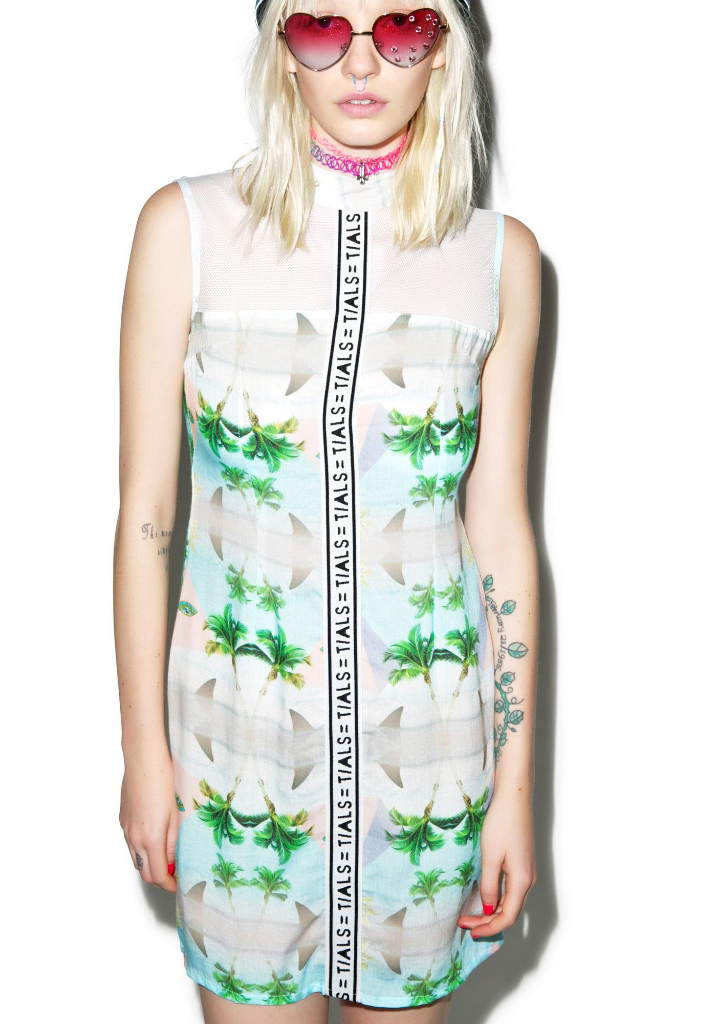 This Is A Love Song Dazed Dress