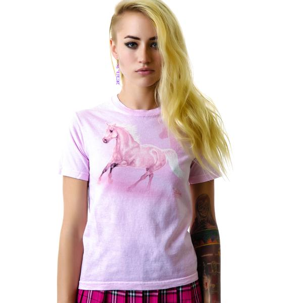 Fastest Pony Ever Baby Tee