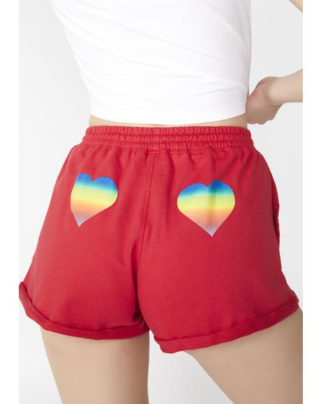Firecracker Hanky Panky Shorts