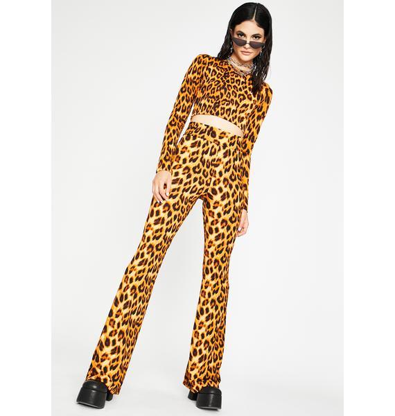 Jungle Boogie Leopard Set