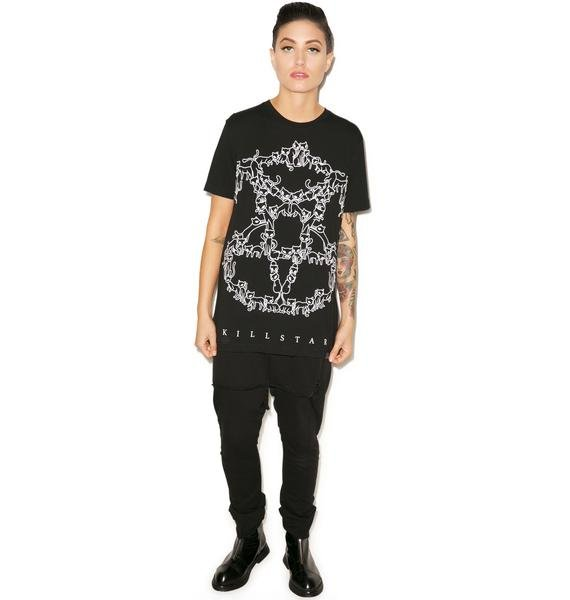 Killstar Kittygram Tee