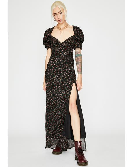 To The Maxxx Floral Dress