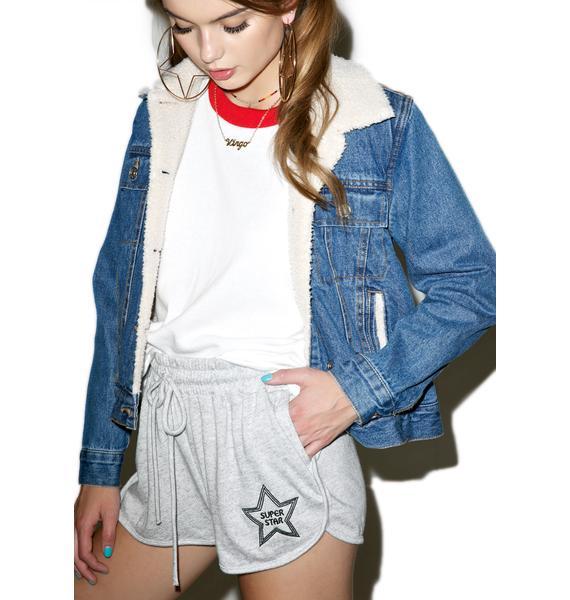 Super Star Athletic Shorts
