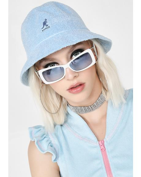 Sky Bermuda Casual Bucket Hat