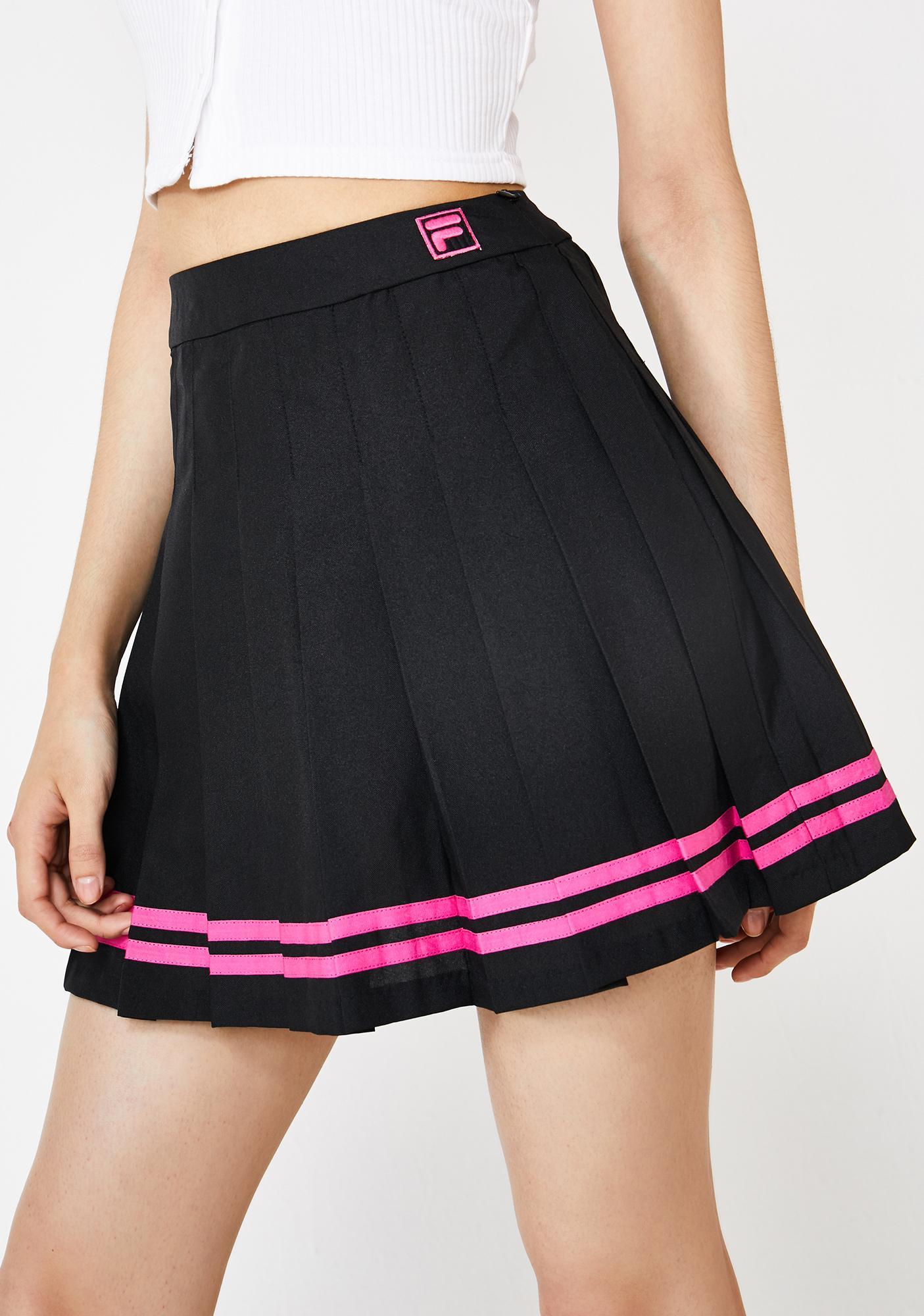 Fila Palma Pleated Tennis Skirt
