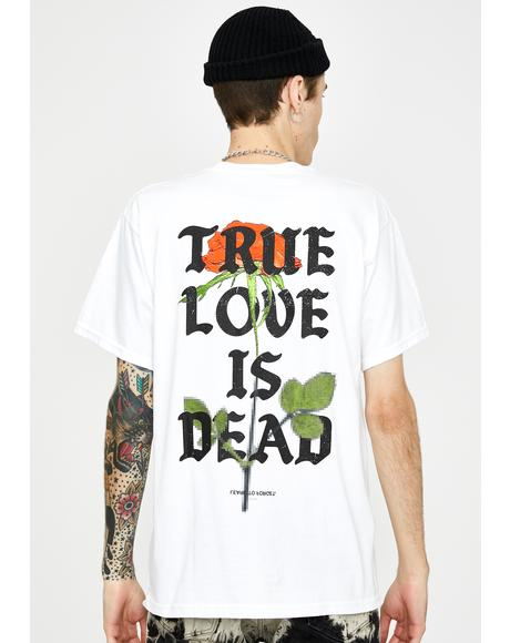 True Love Is Dead Graphic Tee