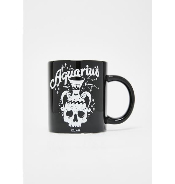 Killstar Aquarius Mug