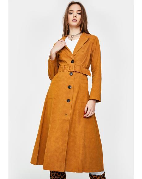 Cleo Trench Coat