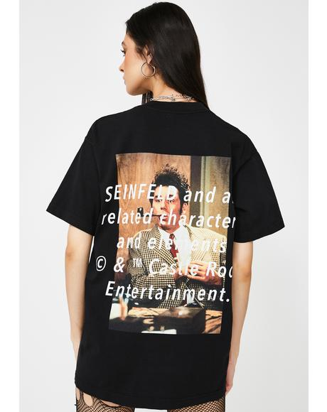 Seinfeld Kramer Legal Tee