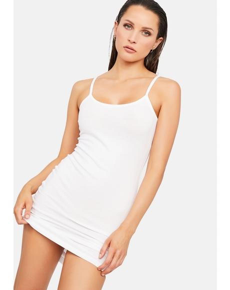 Boo Whatever You Say Mini Dress