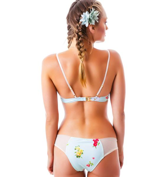 Private Arts Budding Romance Bikini