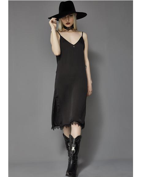 Death Wish Slip Dress