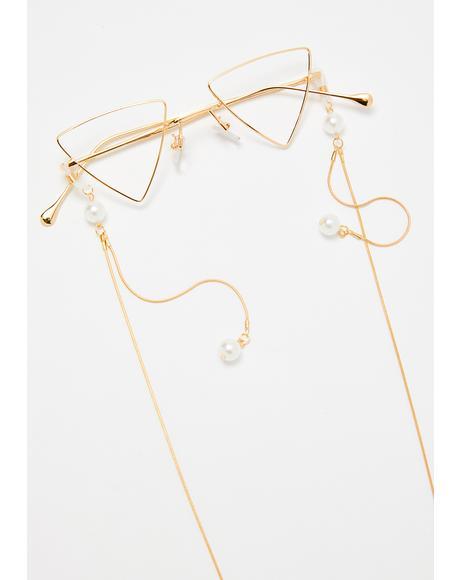 Luxx Levels Sunglasses Chain