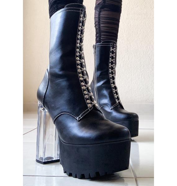Poster Grl Convicted Vixen Platform Boots
