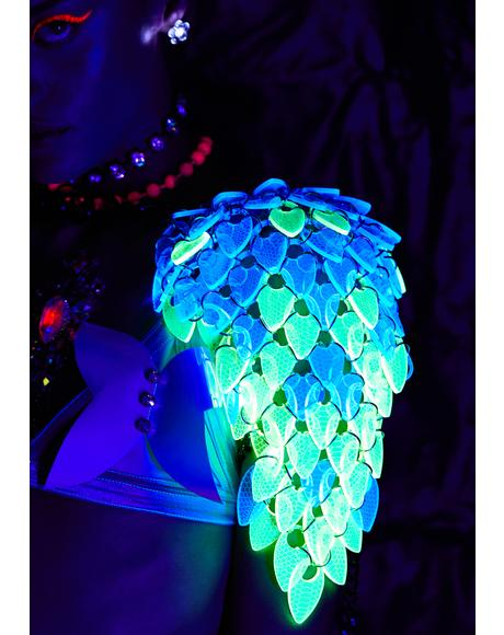 LED Eagle Angel Shoulder Wings