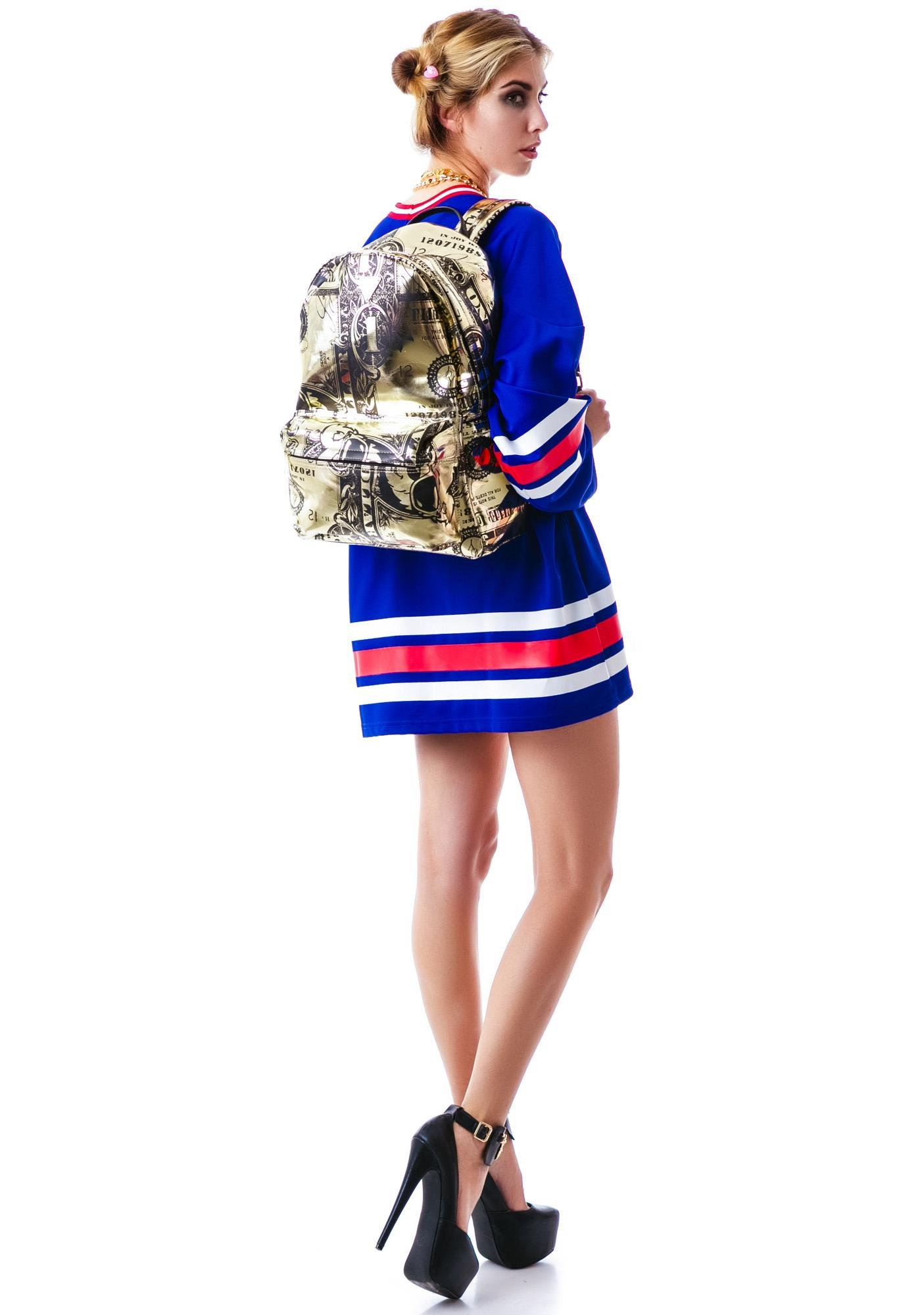 Joyrich Cuddle Currency Backpack
