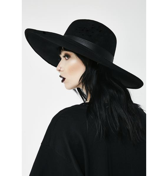 Killstar Maya Brim Hat
