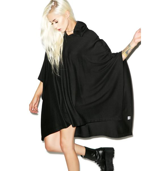MNML Dark N' Twisted Poncho