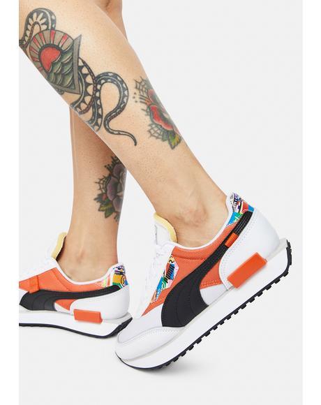 Future Rider INTL Game Sneakers
