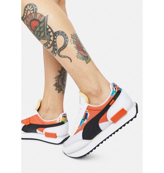 PUMA Future Rider INTL Game Sneakers