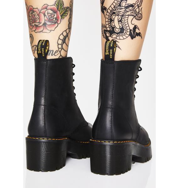 Dr. Martens Shriver Hi Boots