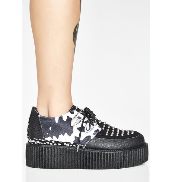 Disturbia Creep Shoes
